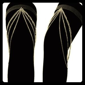 Accessories - Chain Thigh Harness